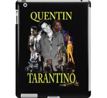 Quentin Tarantino Universe  iPad Case/Skin
