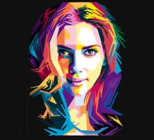 Scarlet Johansson | PolygonART Unisex T-Shirt