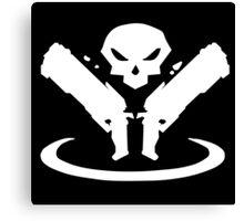 Reaper Logo Canvas Print