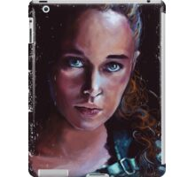 clexa iPad Case/Skin