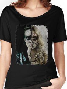 clexa Women's Relaxed Fit T-Shirt