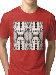 Repeating Psychedelic , Punk Tri-blend T-Shirt