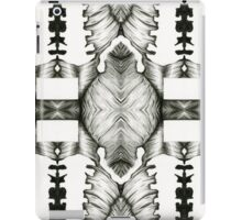 Repeating Psychedelic , Punk iPad Case/Skin