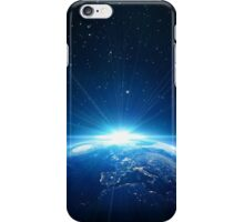 Earth Q iPhone Case/Skin