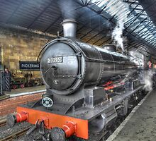 Old Steamer by Colin Payne