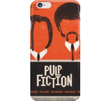 Pulp Brothers New and Improved iPhone Case/Skin