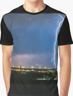 Night Strike Graphic T-Shirt