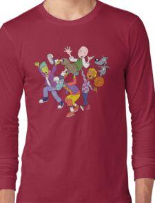 Doug Funnie & Friends Long Sleeve T-Shirt