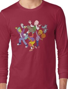 Doug Funnie & Friends Long Sleeve T-Shirt