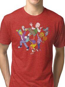Doug Funnie & Friends Tri-blend T-Shirt