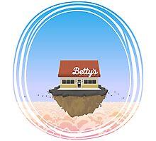 Betty's Bingo Hall Photographic Print