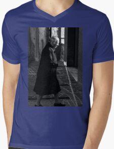 Widow Mens V-Neck T-Shirt