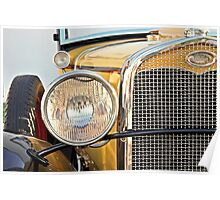 Antique Ford Poster