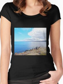 My Paradise Women's Fitted Scoop T-Shirt