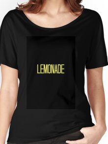 Beyoncé Lemonade Women's Relaxed Fit T-Shirt