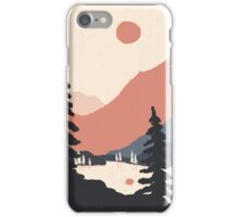 View From the East Shore... iPhone Case/Skin