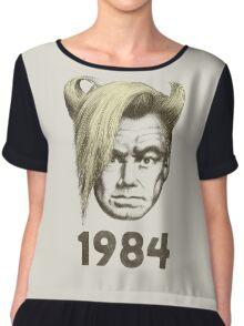 1984 Chiffon Top