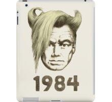 1984 iPad Case/Skin