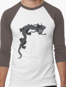 Hidden Dragon Men's Baseball ¾ T-Shirt