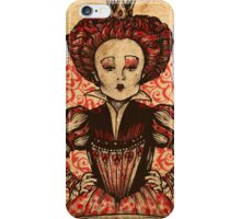 Off With His Head iPhone Case/Skin