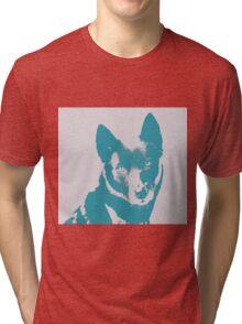 Dog Love - Gilly Tri-blend T-Shirt