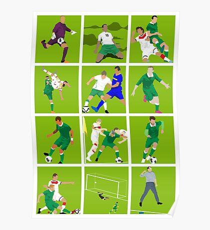 Ireland at Euro 2016 Poster