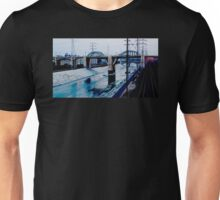 Under the Bridge Downtown Los Angeles Unisex T-Shirt