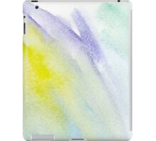Pale strokes iPad Case/Skin
