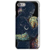 Space Hug iPhone Case/Skin