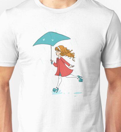 April Showers Unisex T-Shirt