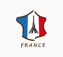 France with Eiffel Tower ! Unisex T-Shirt
