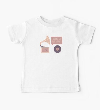 The Player Baby Tee