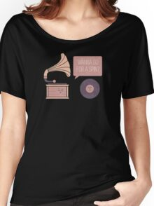 The Player Women's Relaxed Fit T-Shirt