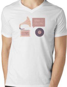 The Player Mens V-Neck T-Shirt
