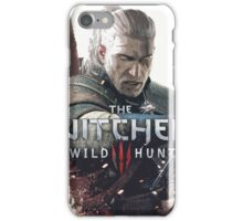 the witcher iPhone Case/Skin