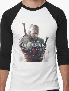 the witcher Men's Baseball ¾ T-Shirt