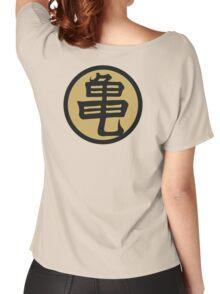 亀 Women's Relaxed Fit T-Shirt