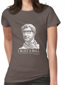 Hipster Hadrian Womens Fitted T-Shirt