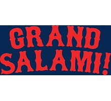 Grand Salami! Photographic Print