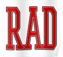 RAD! Poster