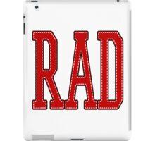RAD! iPad Case/Skin