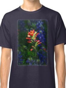 One Paintbrush Classic T-Shirt