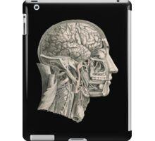 Anatomy Head iPad Case/Skin