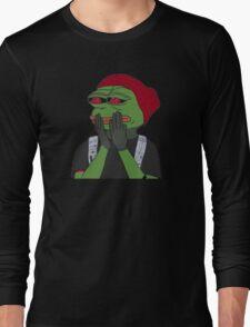 TYLER JOSEPH PEPE Long Sleeve T-Shirt