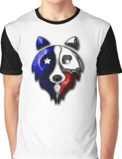 Liquid Lone Star Collie Graphic T-Shirt