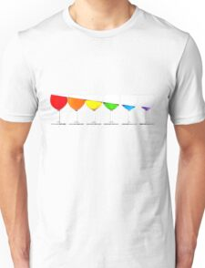 Downhill liquids - Ink Unisex T-Shirt