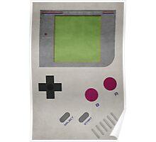 Nintendo Gameboy Poster