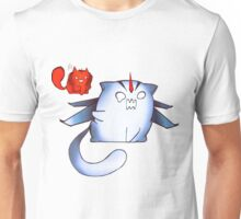TFP Starscream and Knockout dumpling cats  Unisex T-Shirt