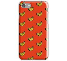 Bananas! iPhone Case/Skin