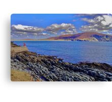 Rocky Atlantic Shore Canvas Print
